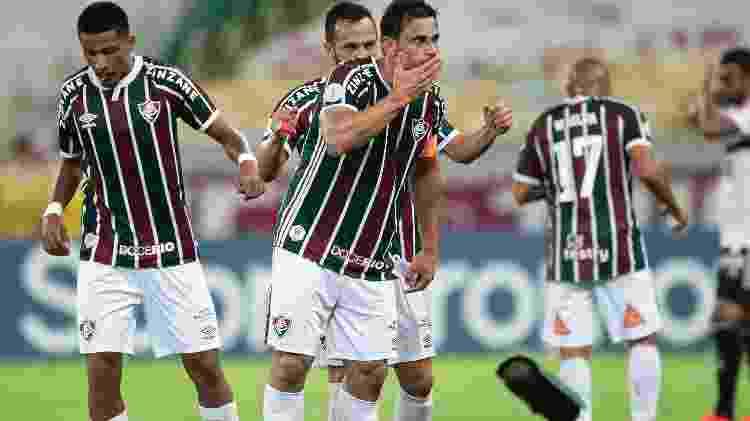 Fred - Jorge Rodrigues/AGIF - Jorge Rodrigues/AGIF