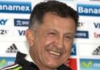 Osorio bate recordes históricos no comando da seleção do México - OMAR TORRES/AFP