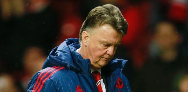 Van Gaal está decepcionado com a postura do ex-jogador Paul Scholes