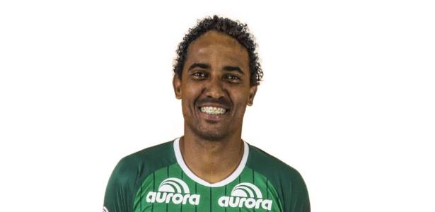 Rafael Lima, zagueiro da Chapecoense - Divulgação/Site oficial da Chapecoense