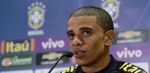 Taison está novamente convocado para a seleção brasileira