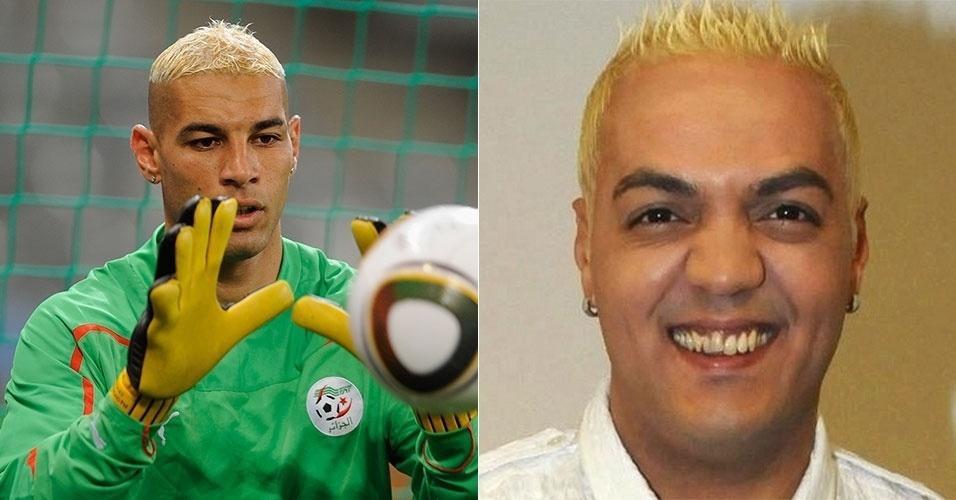Faouzi Chaouchi e Belo
