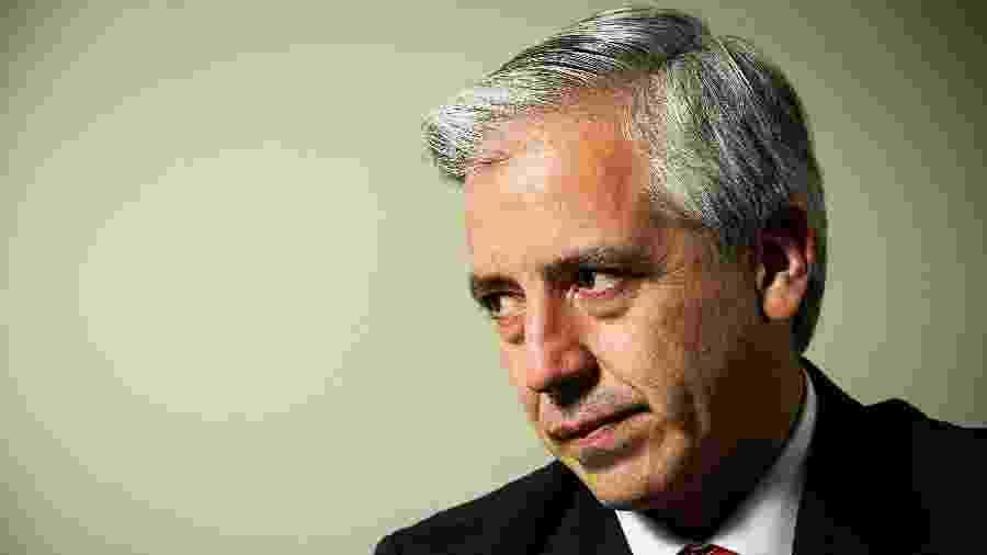 Alvaro García Linera, vice-presidente da Bolívia - Eduardo Knapp/Folhapress