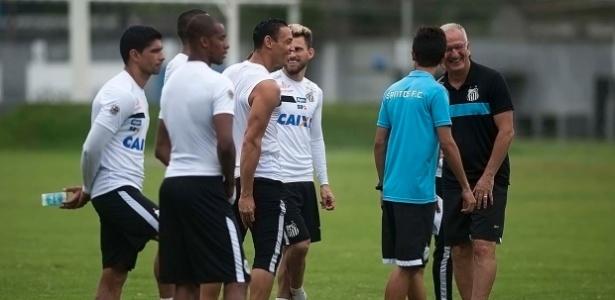 Santos reforçou elenco para a temporada