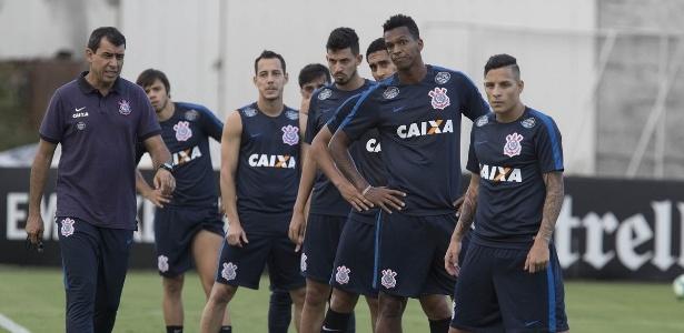 Corinthians enfrentará o Luverdense com força máxima em Itaquera