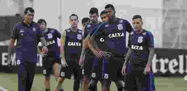 Carille quer recuperar Giovanni Augusto, Guilherme e Marquinhos Gabriel - Daniel Augusto Jr. / Ag. Corinthians