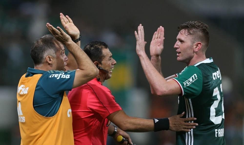 Eduardo Baptista Palmeiras Fabiano Peñarol