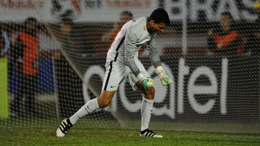 Goleiro Keiller atuou pelo time principal na temporada 2017 - Ricardo Duarte/Inter