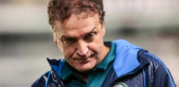 Técnico está fora do mercado desde que deixou o Palmeiras em 2017 - Ale Cabral/AGIF