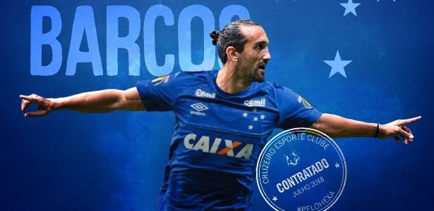 Pirata deixou a LDU e assinou com o Cruzeiro para reforçar o time na Copa Libertadores