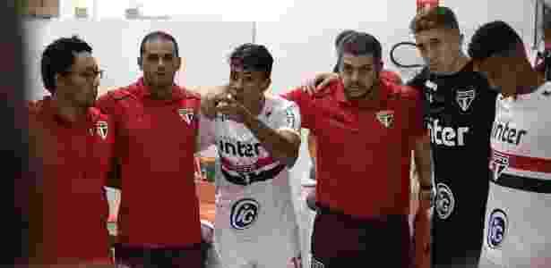 Gabriel Puopolo - Rubens Chiri/saopaulofc.net - Rubens Chiri/saopaulofc.net