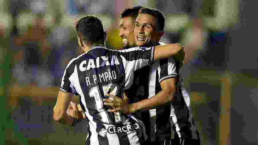 Botafogo venceu time Defensa y Justicia e avançou na Copa Sul-Americana - Javier Gonzalez Toledo/AFP