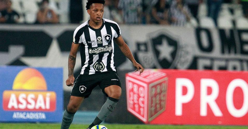 Gustavo Bochecha, jogador do Botafogo