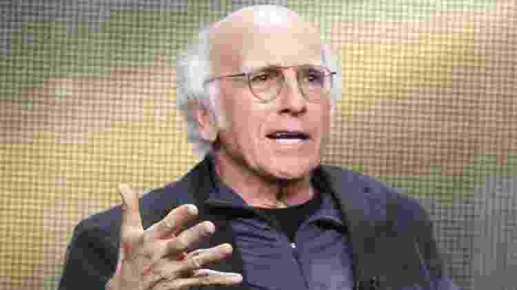 Larry David, ator e comediante, que ajudou a salvar a vida de Juan Catalan - Fred Prouser/Reuters