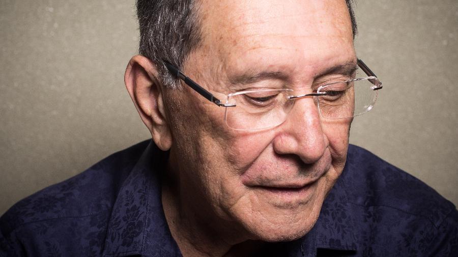 Retrato do jornalista José Silvério - Lucas Seixas/UOL