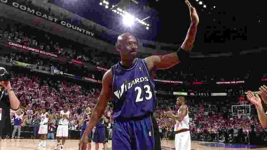 Michael Jordan - Divulgação NBA