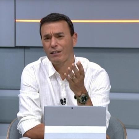 Rizek criticou a sequência do Palmeiras - Reprodução/SporTV