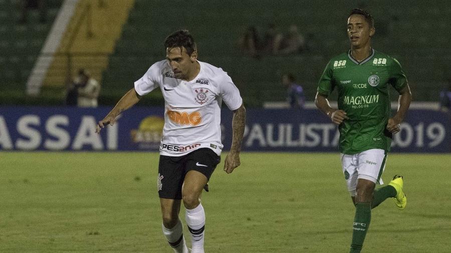 Último jogo entre Guarani e Corinthians foi em janeiro de 2019, pelo Campeonato Paulista  - Daniel Augusto Jr./ Ag. Corinthians