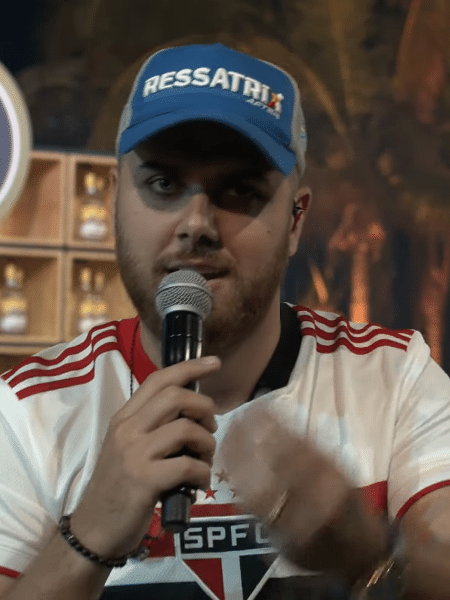 Zé Neto pediu desculpas por piada homofóbica durante a live da dupla - Reprodução