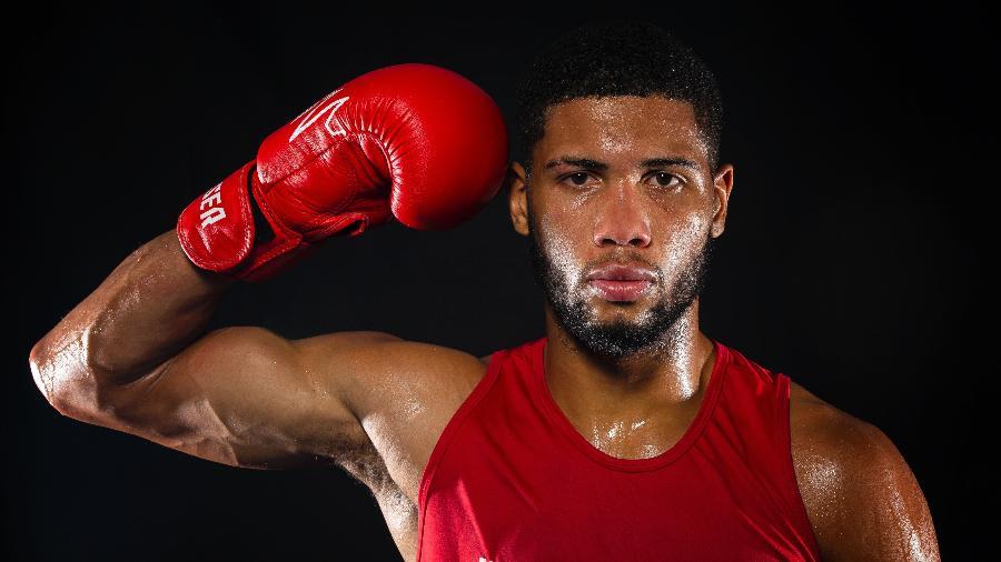 Hebert Conceição é um dos representantes do Brasil no boxe da Tóquio-2020 -  Buda Mendes/Getty Images