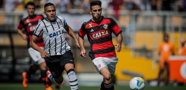 Corinthians perdeu a final da Copinha nos pênaltis para o Flamengo