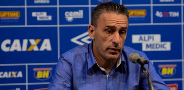 O Olympicos é o novo destino do técnico português