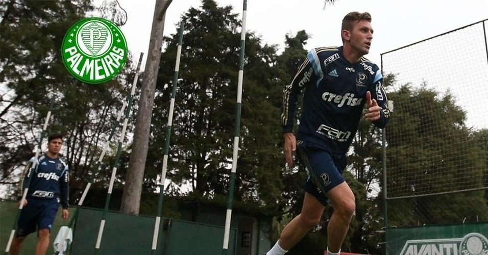 Montagem - Fabiano (lateral) - Do Cruzeiro para o Palmeiras