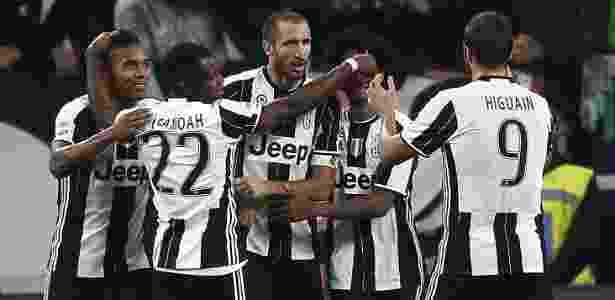 Juventus não teve trabalho para vencer a Sampdoria nesta quarta-feira - AFP / MARCO BERTORELLO - AFP / MARCO BERTORELLO