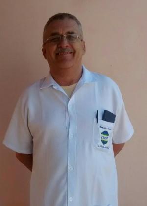Senerito Souza (foto) foi hospitalizado após infarto em estádio, mas não resistiu