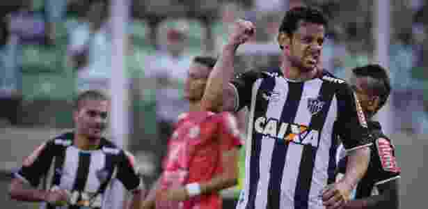 Fred (Atlético-MG) - Thomas Santos/Agif - Thomas Santos/Agif