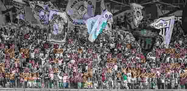 Atlético-MG ainda aguarda os ingressos para o primeiro jogo da final, no Mineirão - Bruno Cantini/Clube Atlético Mineiro