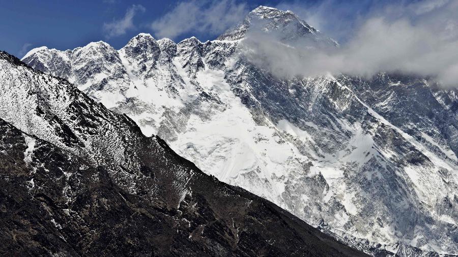 Everest - Roberto Schmidt/AFP