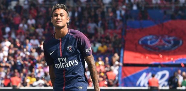 Neymar trocou o Barcelona pelo PSG por 222 milhões de euros
