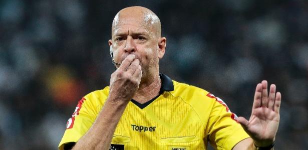 Heber Roberto Lopes teve boa atuação no confronto entre Corinthians e Grêmio - Ale Cabral/AGIF