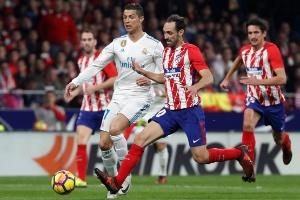 Campeonato Espanhol | Atlético de Madri fica no 0 a 0 com Real no 1º dérbi em novo estádio