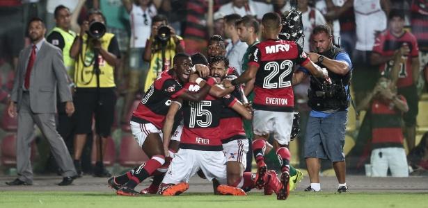 Flamengo jogou a final da Taça GB em Cariacica
