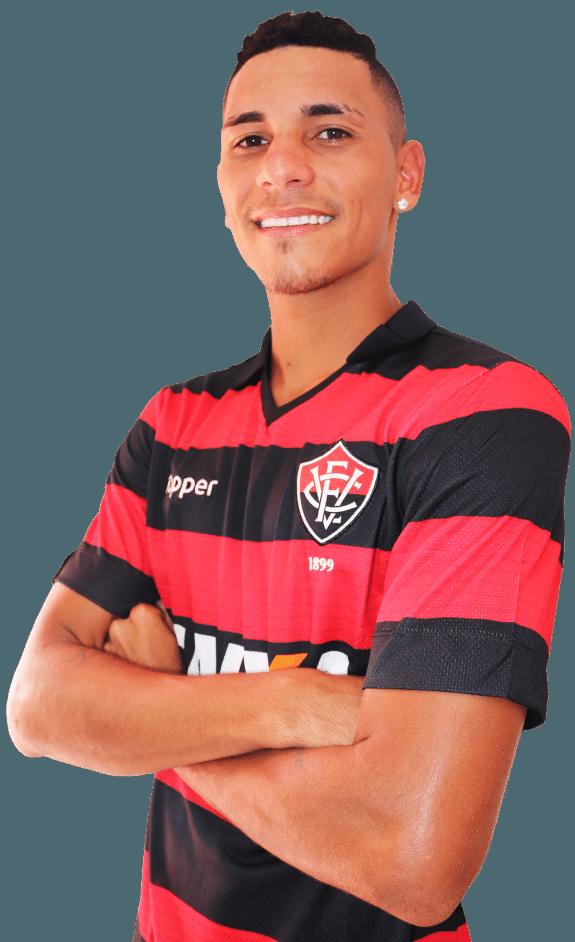 Leonardo da Silva Gomes, volante do Vitória