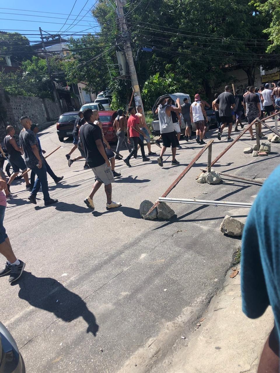 Pré-jogo de Botafogo x Flamengo tem torcedor morto e mais de 60 detidos