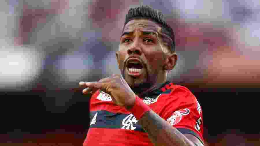 Mercado da Bola 2020: Rodinei deixou a torcida do Flamengo alegre com sua transferência para o Internacional - Marcello Zambrana/AGIF