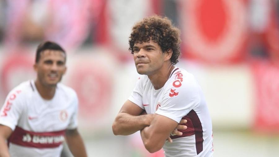 Camilo não deve ter contrato renovado ao fim do vínculo e deixa o Interancional - Reprodução/Instagram/Sport Club Internacional