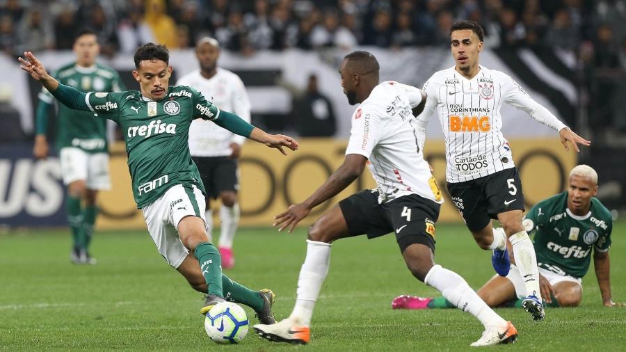 Athletico e PM fazem com que o Derbi aconteça fora do Allianz Parque; Destino deve ser Pacaembu