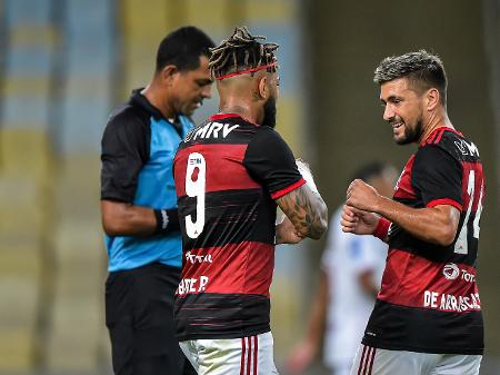 Flamengo conhece seu advers�rio na semifinal da Ta�a Rio