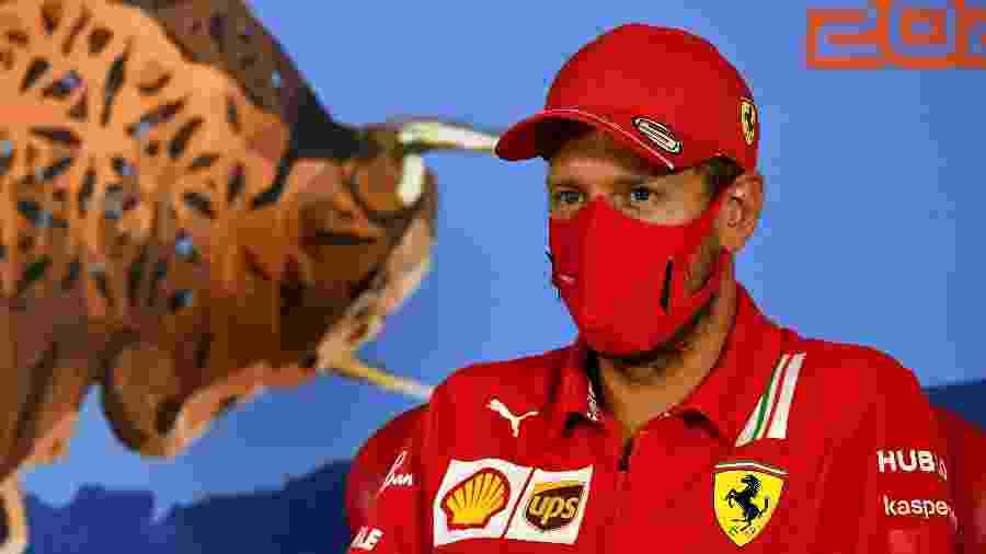 Sebastian Vettel está com o futuro indefinido - Pool/2020 Pool