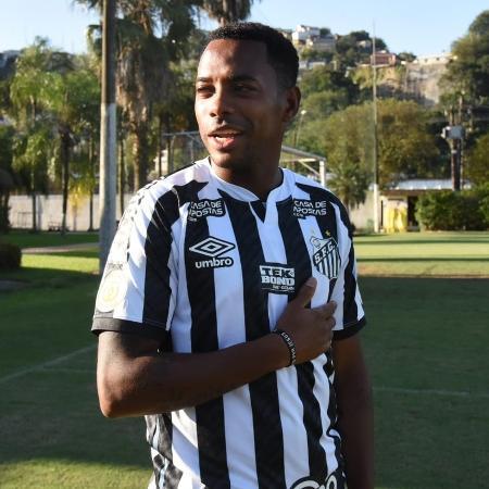 Reforço do Santos, Robinho foi condenado em primeira instância por violência sexual em grupo - Divulgação