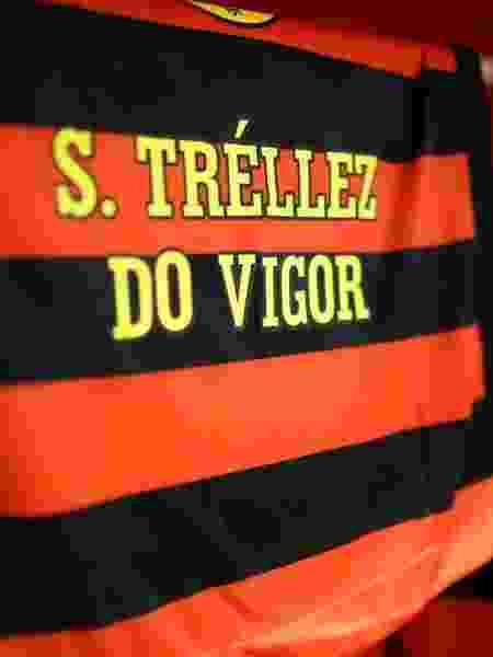 Camisa do Sport em homenagem a Gil do Vigor - Divulgação/Sport - Divulgação/Sport