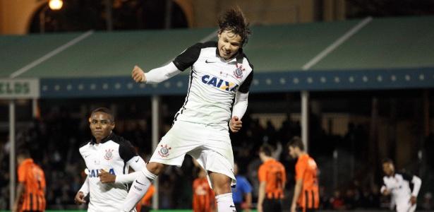 Romero marcou duas vezes e mostrou afinidade com Danilo na frente - AFP / Gregg Newton