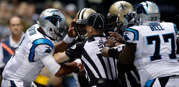 NFL registra queda de audiência nesta temporada