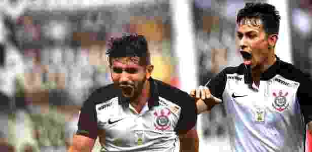 Corinthians Libertadores - AFP PHOTO / Nelson ALMEIDA - AFP PHOTO / Nelson ALMEIDA