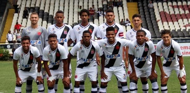 Time sub-20 do Vasco enfrenta o Botafogo neste domingo em São Januário