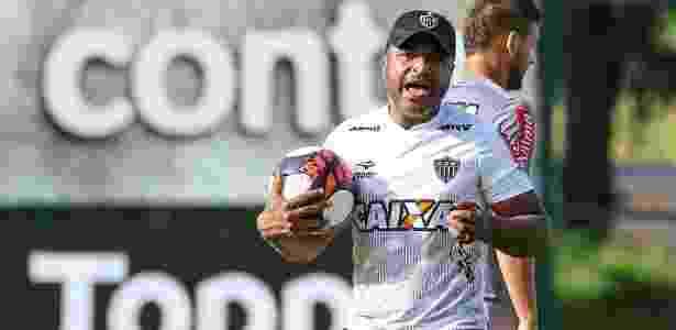 Roger Machado altera forma de trabalhar na Cidade do Galo - Bruno Cantini/Clube Atlético Mineiro